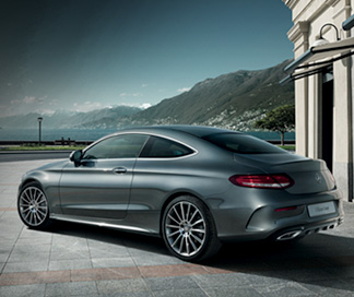 Oferta Mercedes Clase C 220 d Coupé con Mercedes-Benz Alternative Lease