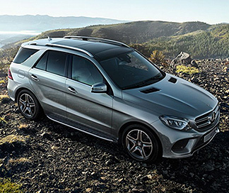 Oferta Mercedes GLE 350 d 4M con Mercedes-Benz Alternative Lease